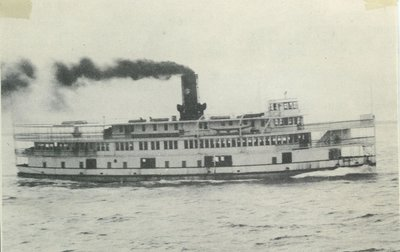 WAUKETA (1908, Excursion Vessel)