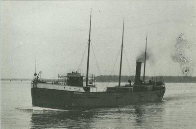 WAWATAM (1891, Bulk Freighter)