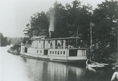 WEST, D.C. (1874, Tug (Towboat))