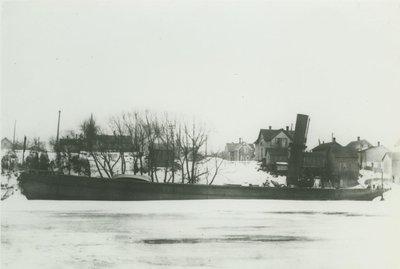 WISCONSIN (1881, Propeller)