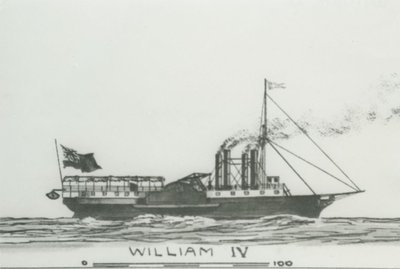 WILLIAM IV (1831, Steamer)