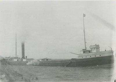 EDDY, CHARLES A (1889, Bulk Freighter)