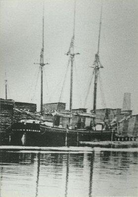 ELGIN (1874, Schooner)