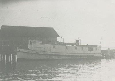 ENDRESS, ORA (1912, Tug (Towboat))