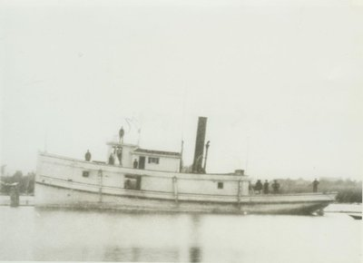 EMERY, TEMPLE (1886, Tug (Towboat))