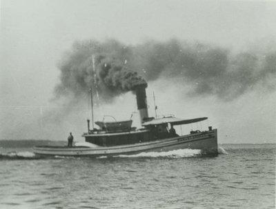 EMMETT, ROBERT (1863, Tug (Towboat))