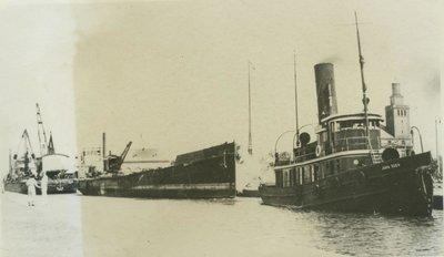LAMONT, DANIEL S. (1895, Tug (Towboat))