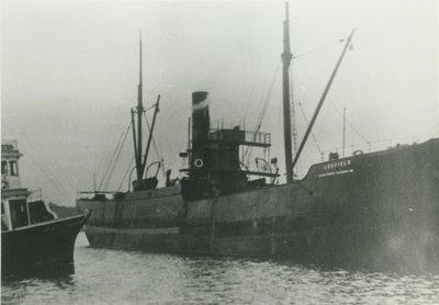 LEAFIELD (1892, Bulk Freighter)