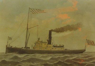 LEVIATHAN (1857, Tug (Towboat))