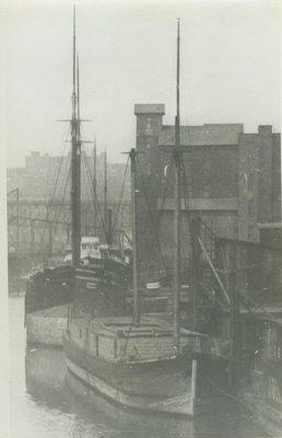LITTLE JAKE (1875, Barge)