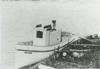 ELSIE (1893, Tug (Towboat))