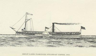 EMPIRE (1844, Steamer)