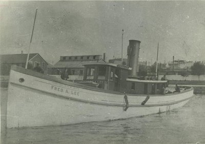 LEE, FRED A. (1896, Tug (Towboat))