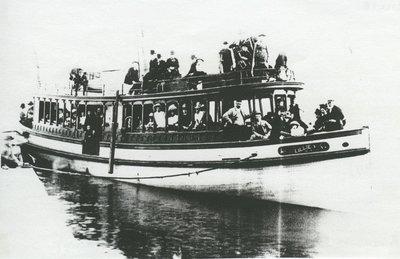 LILLIE (1872, Yacht)
