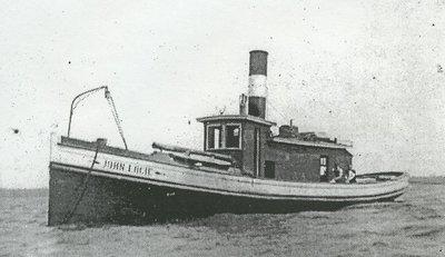 LOGIE, JOHN (1893, Tug (Towboat))