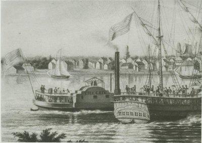 ERIE (1836, Steamer)