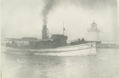ERIE (1888, Tug (Towboat))