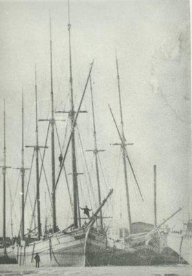 EVENING STAR (1869, Schooner)