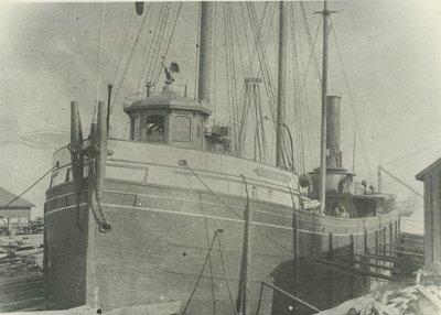 EVERETT, A. (1880, Bulk Freighter)
