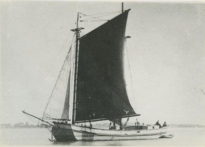 EXILDA (1889, Scow Schooner)