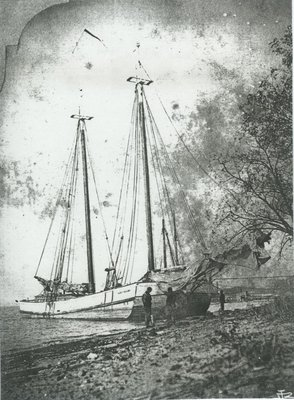 FAUGH-A-BALLAGH (1889, Scow Schooner)