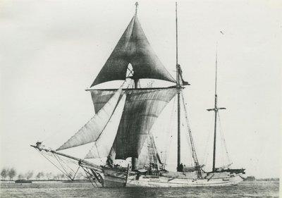 LULING, CHARLES (1873, Schooner)