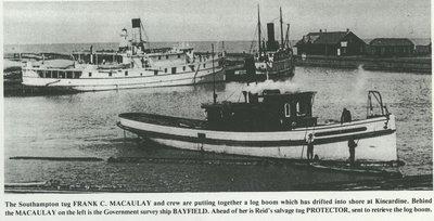 MACAULAY, FRANK G. (1898, Tug (Towboat))
