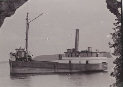 SCHNOOR, H. C. (1874, Steambarge)