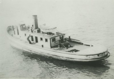 WELCOME (1890, Tug (Towboat))