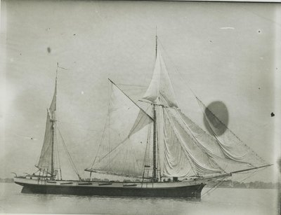 WEAVER, JENNIE (1882, Schooner)