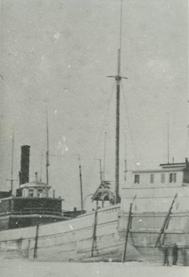 WESTFORD (1869, Steambarge)