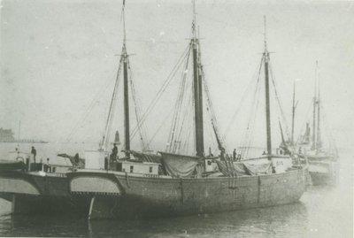 YANKEE (1862, Schooner)