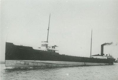 WILKESBARRE (1900, Package Freighter)