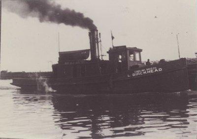 BIRCKHEAD, L. (1883, Tug (Towboat))