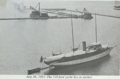 WILLADA (1899, Yacht)