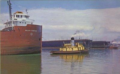 EDNA, G. (1896, Tug (Towboat))