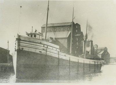 EGAN, WILEY M. (1887, Bulk Freighter)