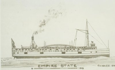 EMPIRE STATE (1862, Propeller)