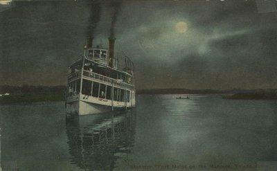 LE FEVRE (1901, Steamer)