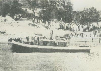 LEONA (1889, Tug (Towboat))