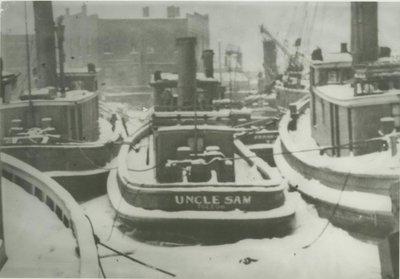 LITTLE GIANT (1863, Tug (Towboat))