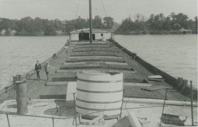 CRETE (1897, Schooner-barge)