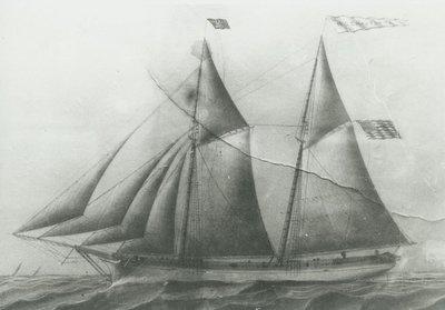 CRAWFORD, R. C. (1866, Schooner)