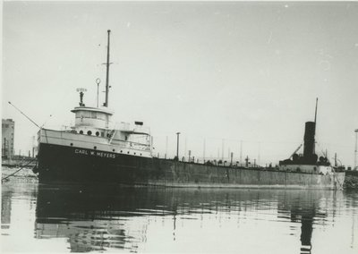 CRESCENT CITY (1897, Bulk Freighter)