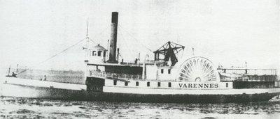 CULTIVATEUR (1874, Steamer)