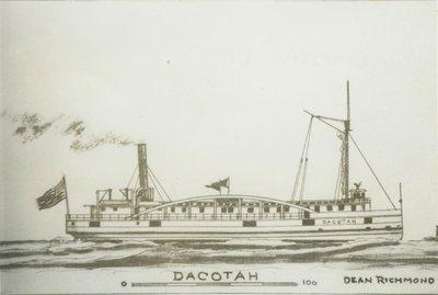 DACOTAH (1857, Propeller)