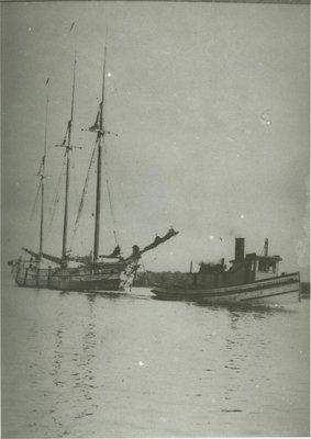 DALL, MARGARET (1867, Schooner)
