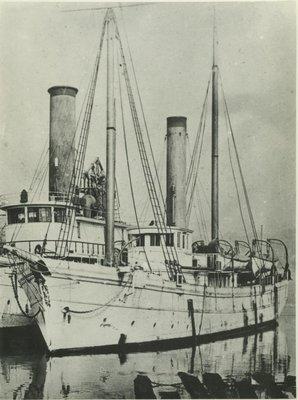 DALLAS, ALEXANDER J. (1874, Revenue Cutter)