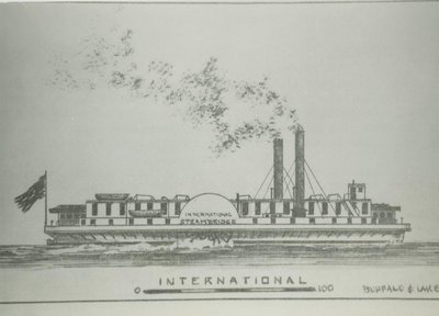 INTERNATIONAL (1857, Ferry)