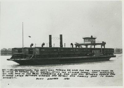 INTERNATIONAL (1872, Car Ferry (Rail Ferry))